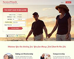 No.1 Senior Dating Site - Senior Match Review