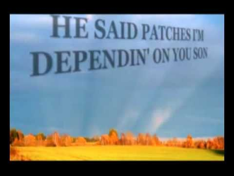 Clarence Carter - Patches w/ lyrics (my dad and grandpa played guitar and sang this- ahhhh......the memories!)