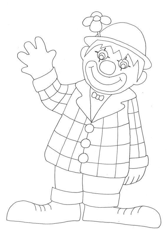 malvorlagen clown download  aglhk