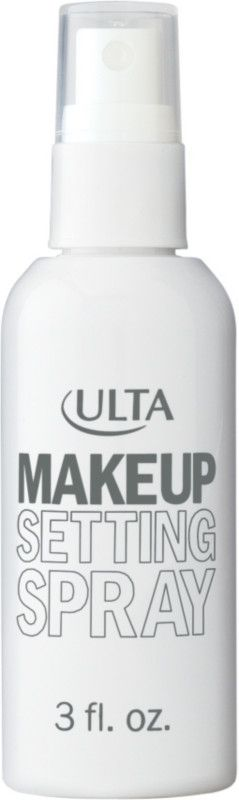I seriously cannot get enough of this stuff! It helps my makeup stay in place all day!