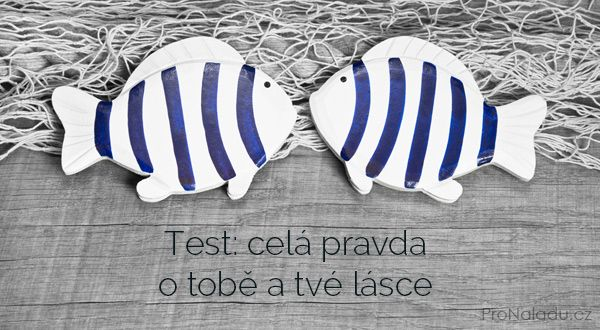 Test: celá pravda o tobě a tvé lásce | ProNáladu.cz