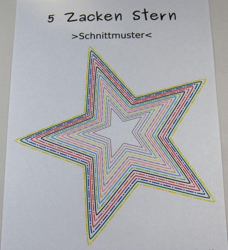 Wir haben zur Schonung aller Nerven, eine reine Sternapplikationsvorlage erstellt. Enthalten sind 16 Größen und 8 Tipps wie auch du zu deiner perfekten Sternnapplikation kommst.