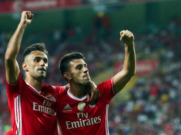 Jonas e  Pizzi, Benfica