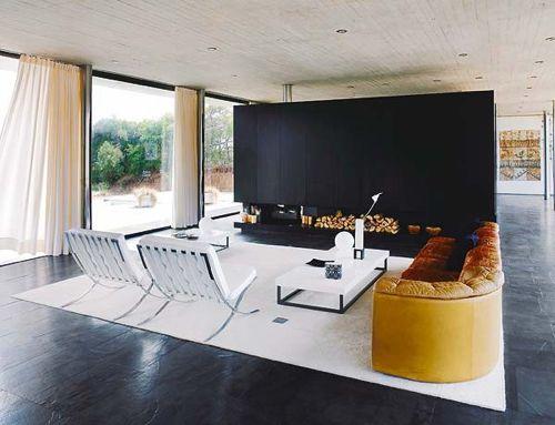 Armsessel Design Stadtischer Raffinesse Inspiriert - Design