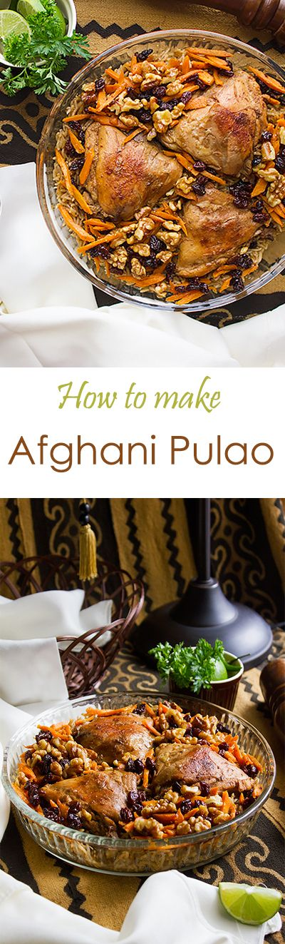 Afghani recipes. My post will show you how to make Afghani Pulao in an easy way.  @cawalnuts #walnuts #CG #ad