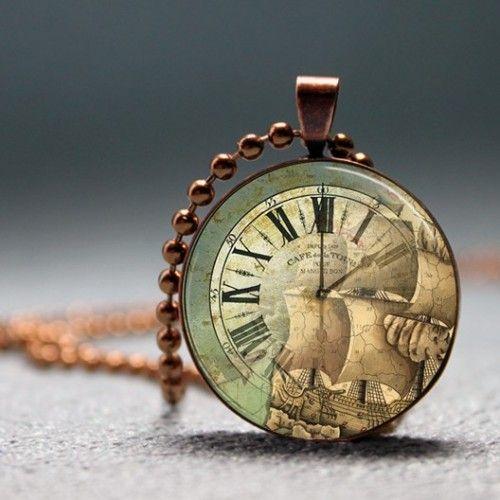 Para navegar en el tiempo......