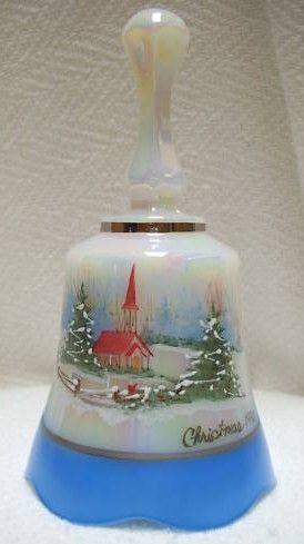 Fenton Christmas Bells