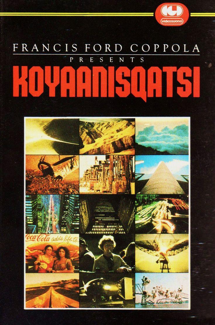 'Koyaanisqatsi - Life out of Balance' (1982); regia: Godfrey Reggio