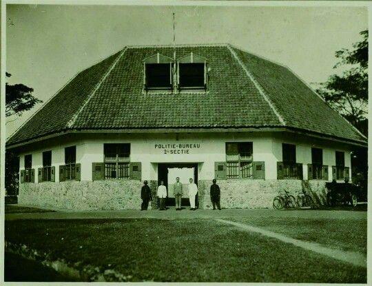 Polsek Tegalsari (kini) 1924