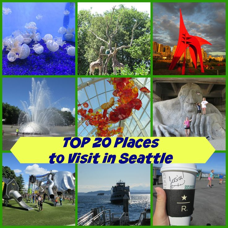 Best Places To Stay Near Seattle Wa