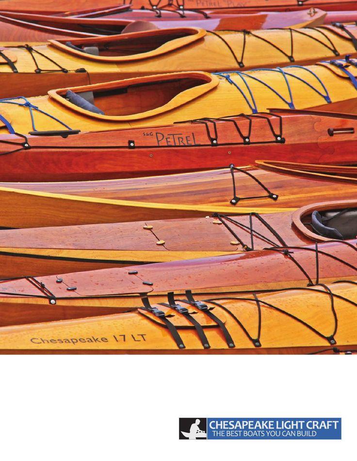 Chesapeake Light Craft Catalog 2014: Wooden Boat Kits & Plans
