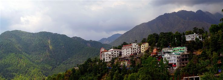 When travellers talk of heading up to Dharamsala (to see the Dalai Lama…), this is where they mean. Three kilometres north of Dharamsala town (or...