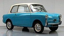 Bianchina: compie 60 anni l'auto di Fantozzi