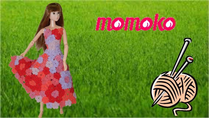 Momoko princess dress
