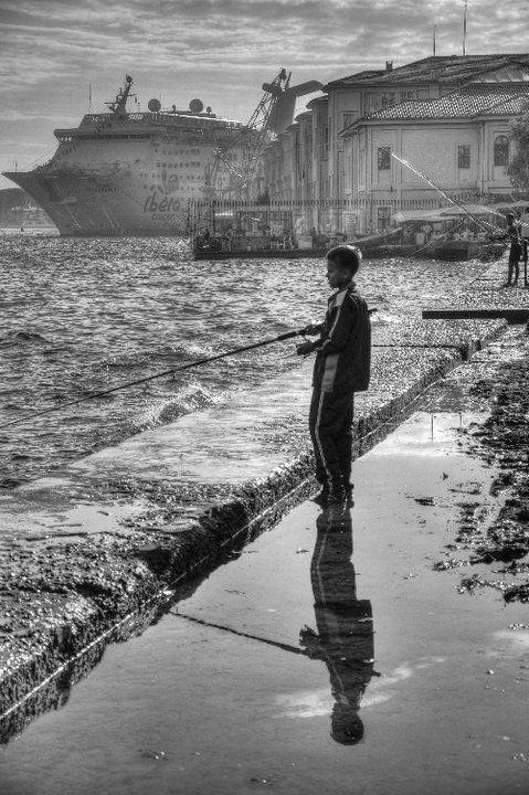 İstanbul by Tarık Başoğlu