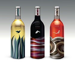 Best Wine Label Ideas Images On Pinterest Design Packaging