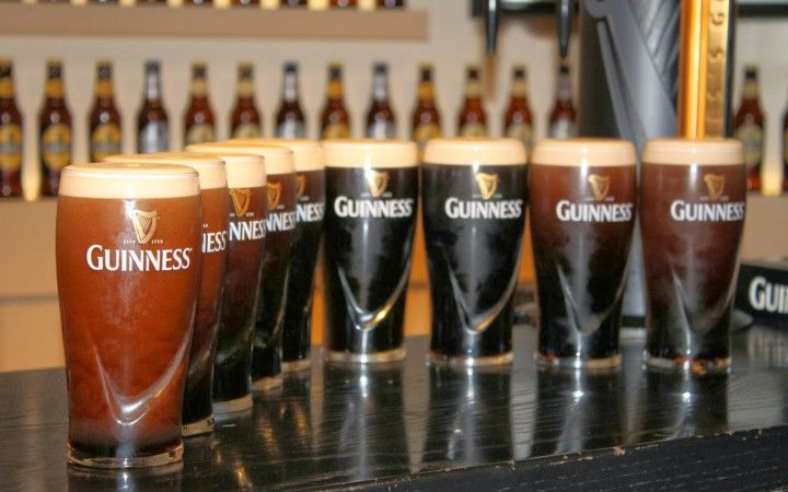 Guinness Brauerei Besichtigung
