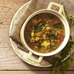 Moroccan Lentil Soup - EatingWell.com
