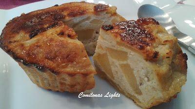 Comilonas Lights: Bizcochitos de manzana sin harina