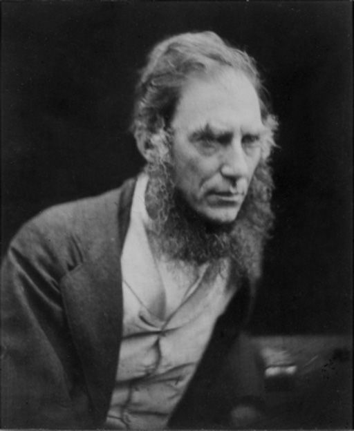 Plant-hunter Joseph Dalton Hooker, 1868, by Julia Margaret Cameron