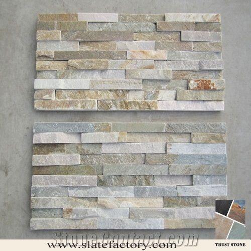 stacked stone veneer - Google Search