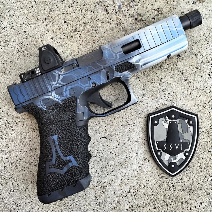 Wife is giving me her Glock 19 Gen 4, help me bling it out. - Page 2 - WaltherForums