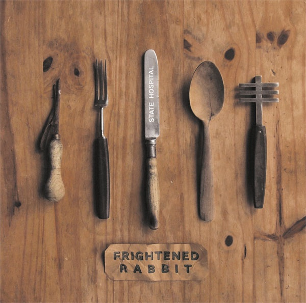"""State Hospital"" by Frightened Rabbit from State Hospital EP / http://www.youtube.com/watch?v=BJb4uNi1VwU / #nowplaying"