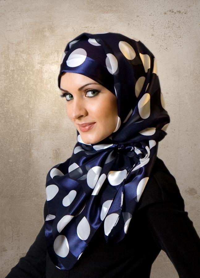 2013 hijab fashion Simple And Beauty Hijab Fashion Trends 2013