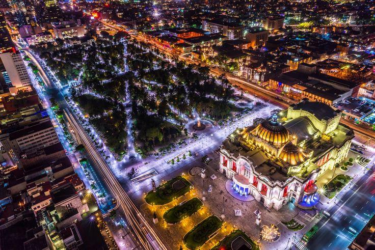 Fotózd Palacio Bella Artes Mexikóvárosban Ramelli Serge on 500px
