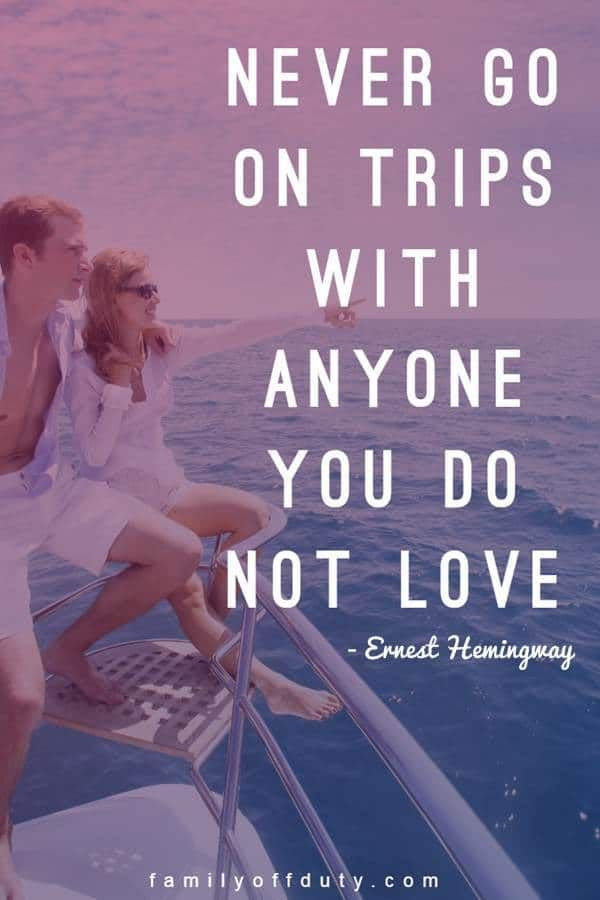 Most Beautiful Couple Adventure Quotes That Reflect Travel