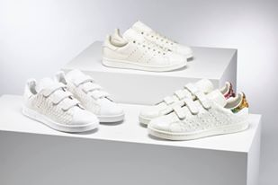Ostrich, snake, or a smooth classic look? Pick your own, with our updated #miadidas for Stan Smith. #Adidas #ForumCourtyard