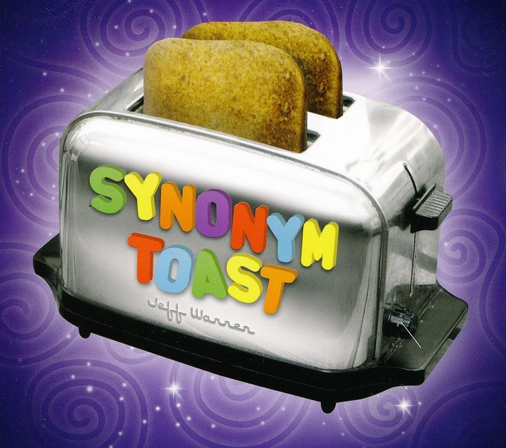 Jeff Warren - Synonym Toast