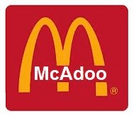 Animated gif of #jamesmichaelmcadoo  #mcdonalds #gif   #imlovinit James Michael McAdoo