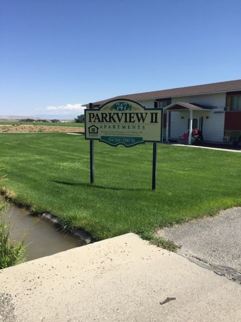 1 Bd Apartment in Powell Wy - Powell WY Rentals   Parkview Village