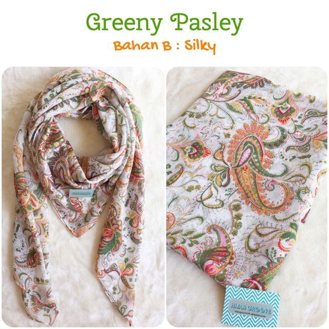Temukan dan dapatkan Greeny Pasley PASHMINA hanya Rp 64.000 di Shopee sekarang juga! #ShopeeID