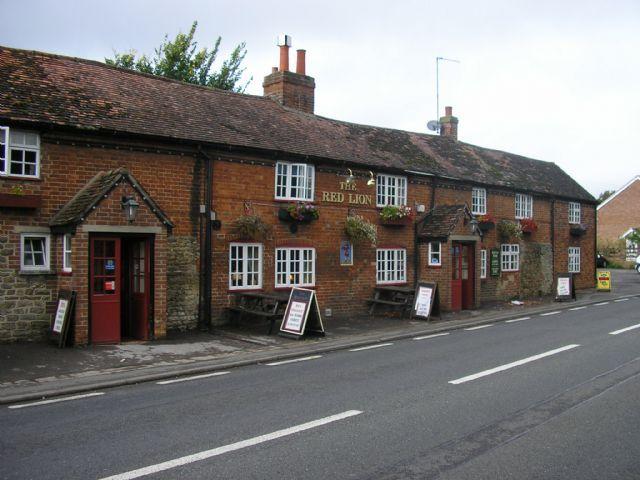 Abingdon, Oxfordshire. England. pub.