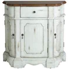 Autumn Vintage Cream Cabinet