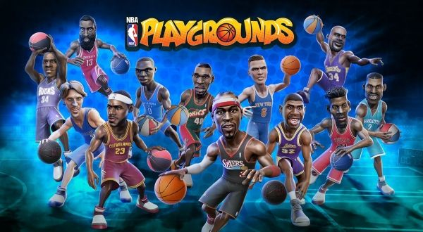 NBA Playgrounds Apologizes For Lack Of Switch Online Play With A Free Game #FansnStars