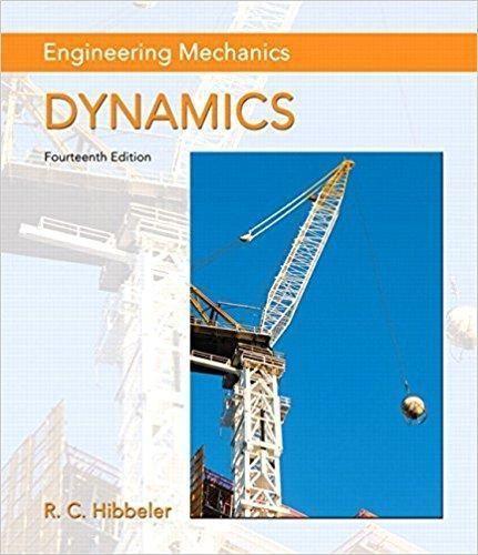 Engineering Mechanics: Dynamics 14th Edition - PDF Version