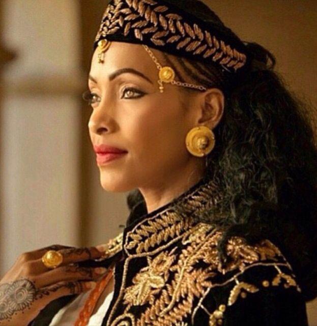 132 Best Eritrean Style Images On Pinterest Faces