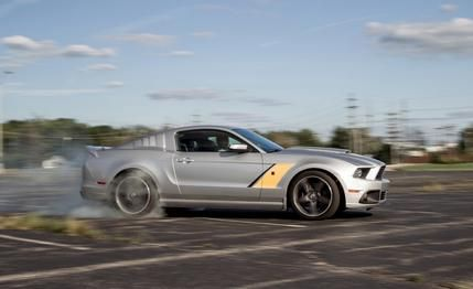 2014 Roush Stage 3 Ford Mustang.