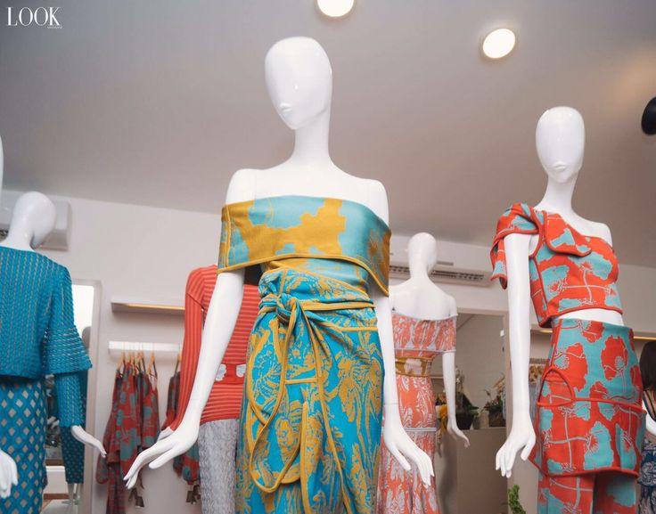 Our new #store in #Guatemala ! ¡Nuestra nueva #boutique en Guatemala! #PepaPombo  via @lookmagazinegt
