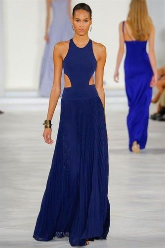 Ralph Lauren Primavera Verão 2017: Desfile de moda