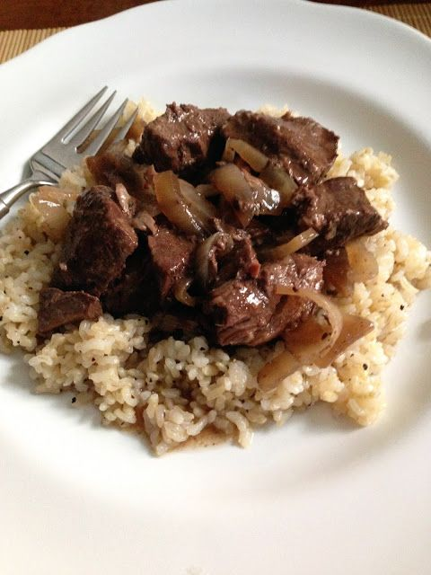 how to make meat stew in microwave