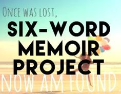 Six Word Memoir Project: Students love the six word memoir project and are inspired by the PowerPoint slides and .MP4 video file. Students will beg to watch the six word memoir video again and again. And will be eager to write multiple six word memoirs. This is a great way to introduce the memoir in a fun, engaging, manageable, yet challenging way!The zip includes: lesson plan (CCSS-aligned); PPT with directions and exemplars; .MP4 video file #sixwordmemoir #memoirwriting