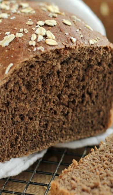 Outback Copycat Whole Wheat Honey Bread