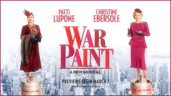 War Paint starring Patti LuPone & Christine Ebersole