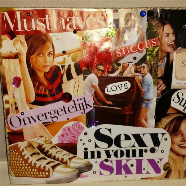 moodboard by  Denise van Delft