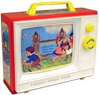 Fisher-Price Authentic Retro Toys