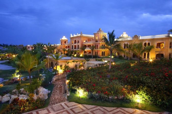 Sanctuary Cap Cana - Punta Cana Deals, Dominican Republic Vacation Packages Has 5 pools rated very good